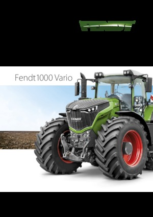 Tracteurs -traction 4 roues Fendt 1038 Vario PowerPlus